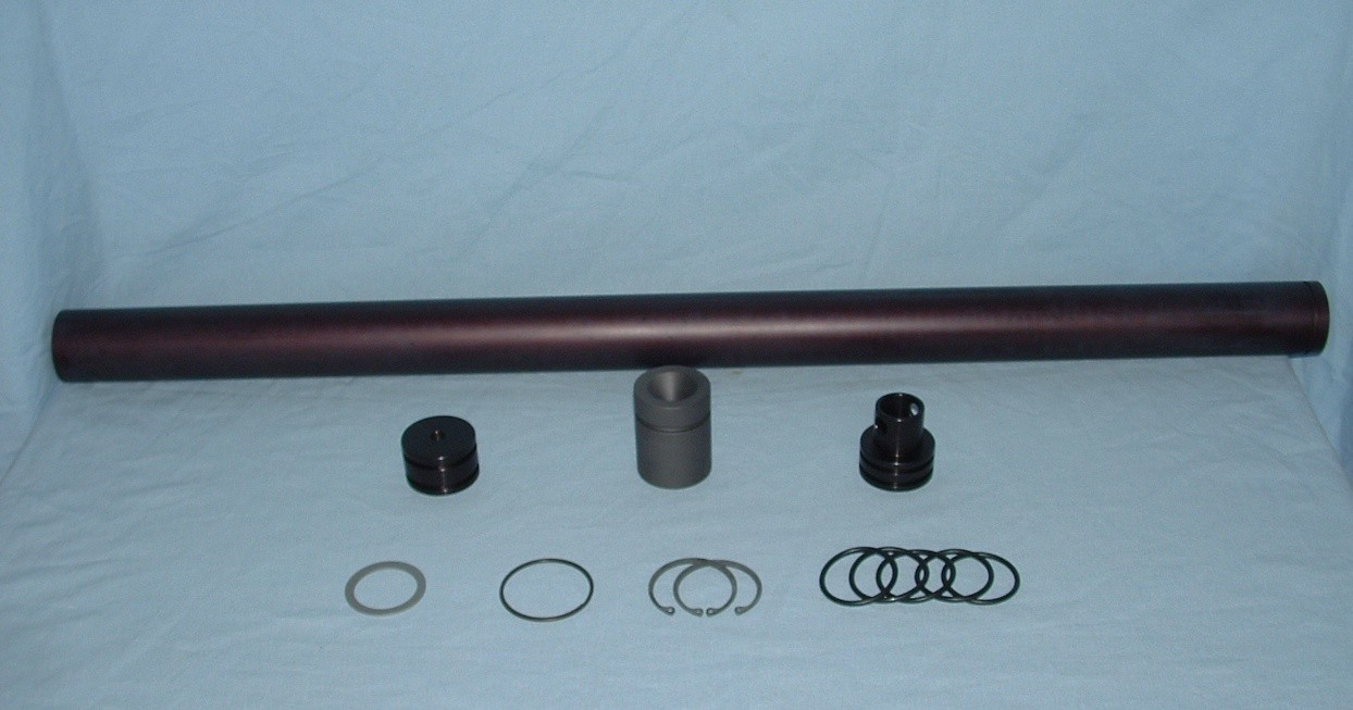 Contrail 54mm motor sets
