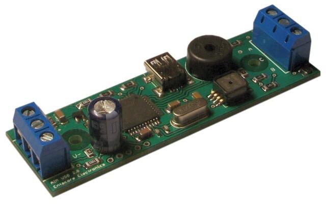 AIM USB dual-deploy altimeter
