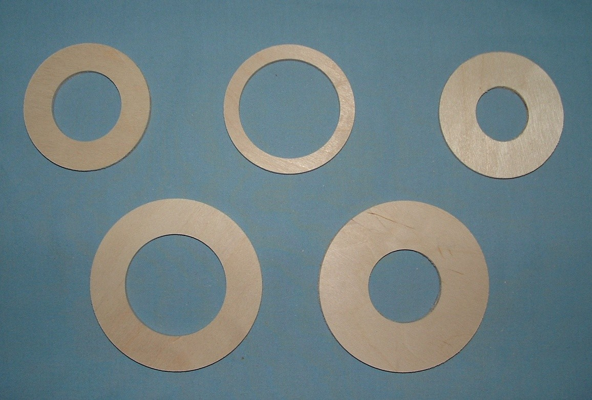 2.5in centering rings