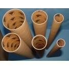 Phenolic tubes